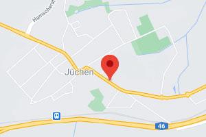 Familienpraxis Juechen - Anfahrt
